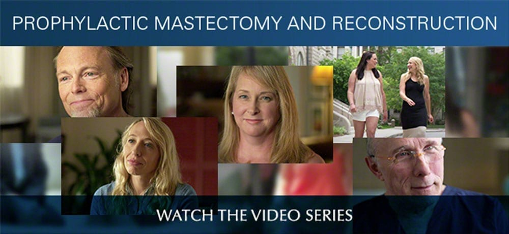 Video testimonials from patients of Center For Restorative Breast Surgery in New Orleans, LA