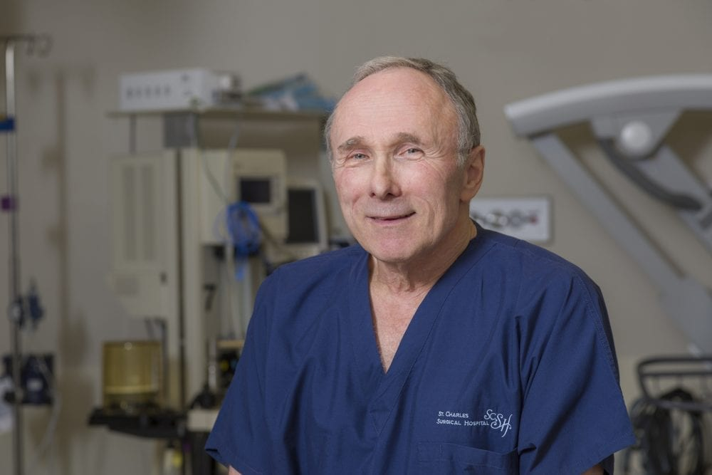 Dr. Alan Stolier, MD, FACS from Center For Restorative Breast Surgery in New Orleans, LA